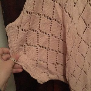 Elle Sweaters - Pink sweater
